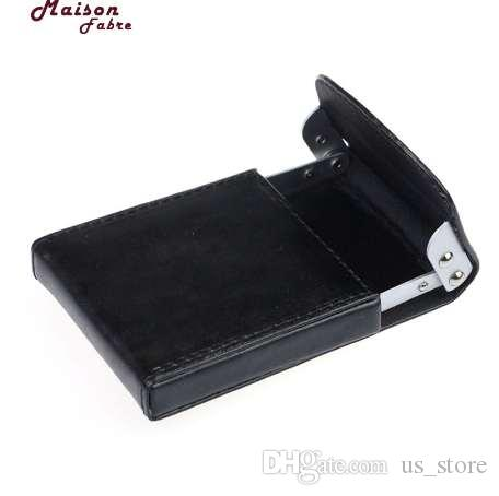 Desk Accessories & Organizer Business Name Credit Id Card Holder Note Holders Pocket Case