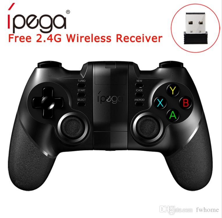 IPEGA PG-9076 PG 9076 Bluetooth Game Controller Gamepad For PlayStation3 2.4G Wireless For PS3 Android/Windows Joystick Game Console TV BOX