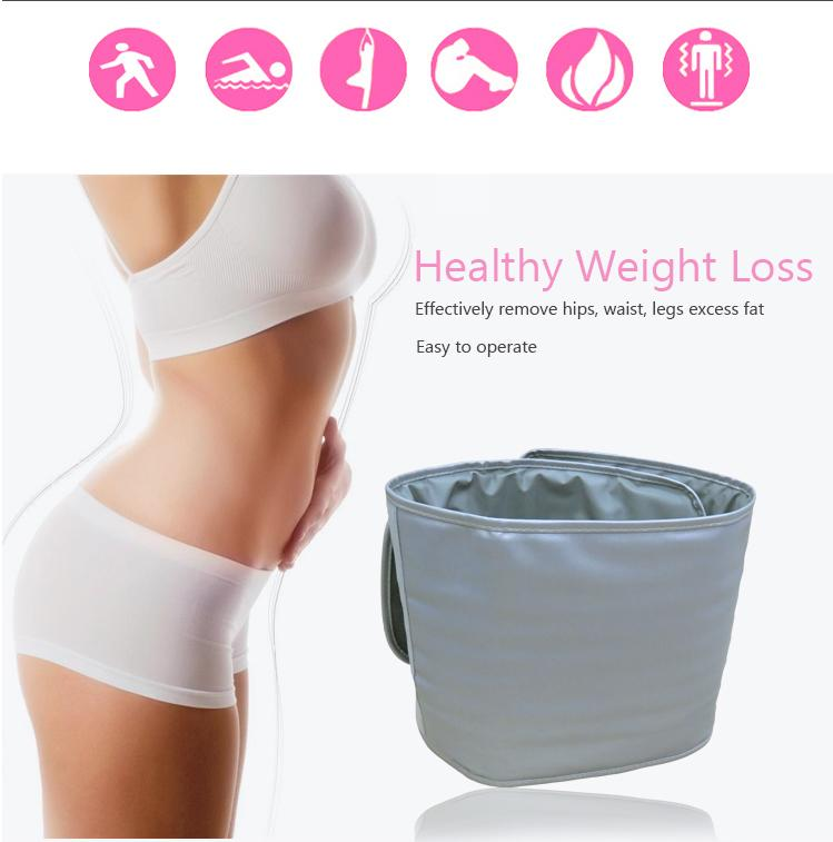 a2a923132f0 Far Infrared Waist Trimmer Exercise Belly Belt Slimming Burn Fat Sauna Weight  Loss Fat Shaping Burning Abdomen Reduce Belly Sauna Slim Belts Slim Belt  For ...