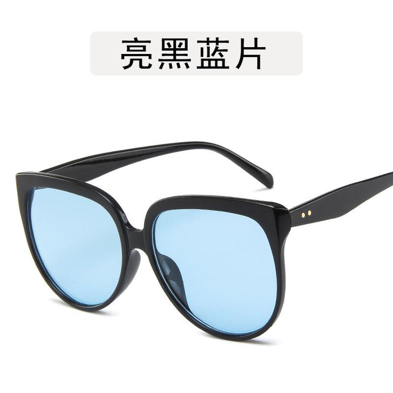 8478b8187e Compre Gafas De Sol De Mujer Para Hombre 2019 Diseño De Gato De Gran Tamaño  Gafas De Sol De Gran Tamaño Mujeres Moda De Lujo Lente Rosa Gafas De Sol De  Alta ...