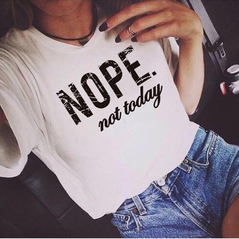 009c61240e Plus Size S 4XL Summer Fashion Women Short Sleeve Letter Print T Shirt Tops Female  Funny T Shirt Beach Holiday Casual Tees Tops T Shirts And Shirts On T ...