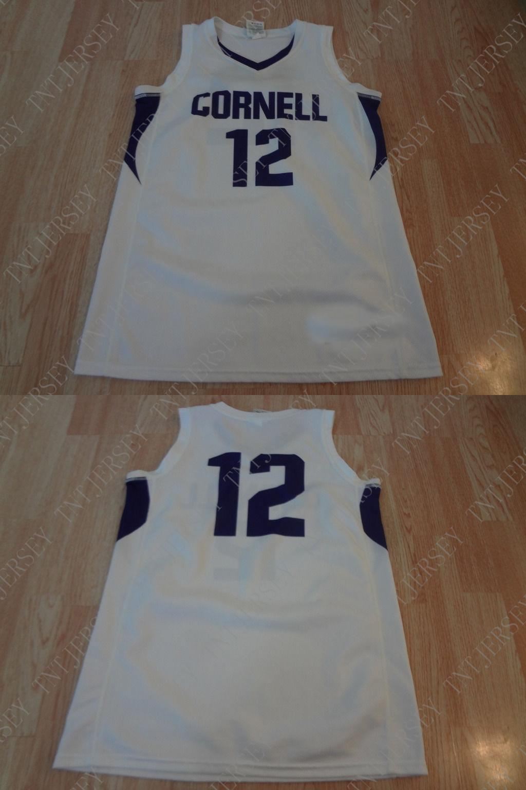 4cc9a4ac5 2019 Cheap Custom Cornell College #12 Basketball Jersey White Jersey  Stitched Customize Any Number Name MEN WOMEN YOUTH XS 5XL From Tntjersey,  ...