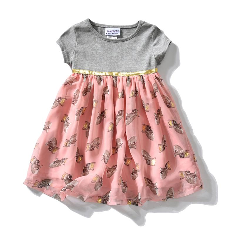 2ae84cff1b1d Niñas bebés vestidos de verano de algodón para niños pequeños de gasa  fiesta cumpleaños tutu vestidos de princesa infantil vestidos para bebe ...