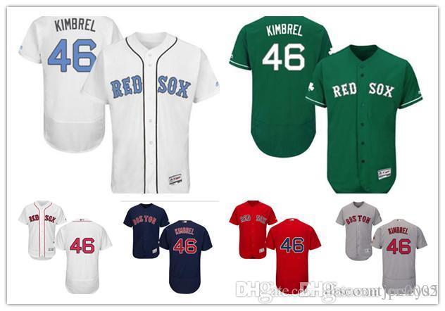 detailed look 84965 49ebc 2019 can Red Sox Jerseys #46 Craig Kimbrel Jerseys men#WOMEN#YOUTH#Men s  Baseball Jersey Majestic Stitched Professional sportswear