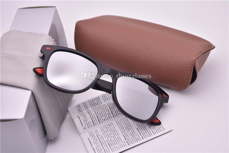 4b668fbec4 Compre Lentes Polarizadas De Calidad AAAAA + Nuevas Gafas De Sol De Moda  Para Hombres Y Mujeres Marca 4195 Gafas Vintage Sport Vintage Con Estuche Y  Caja A ...