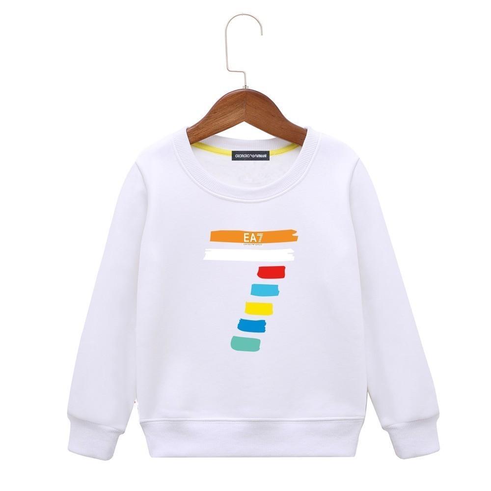 e8cb75b650d3 Kids Hoodies 2018 Autumn Children s Clothes Korean Edition Girl ...
