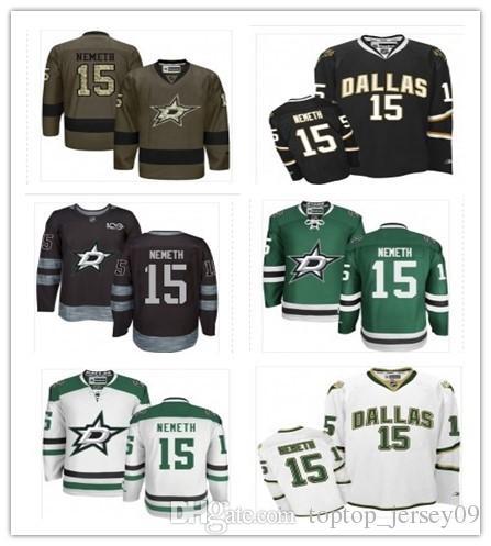 best website 0454f 63387 2018 top can Dallas Stars Jerseys #15 Patrik Nemeth Jerseys  men#WOMEN#YOUTH#Men's Baseball Jersey Majestic Stitched Professional  sportswear