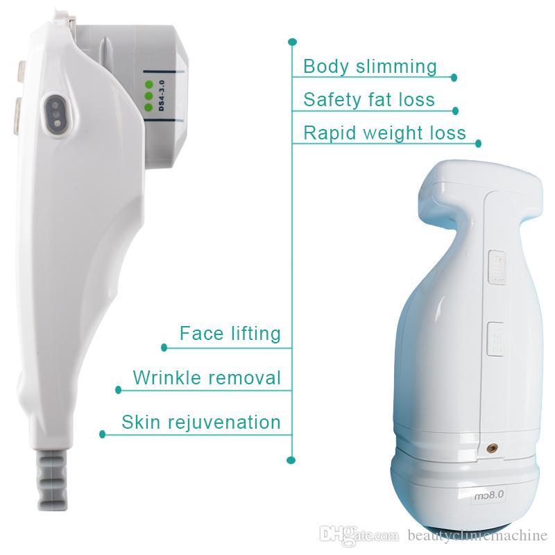 Dispositif de Lipo ultrasonique de nouvelle arrivée 2019 Liposonix amincissant le prix de machine ultrasonique inférieur HIFU amincissant la machine à vendre