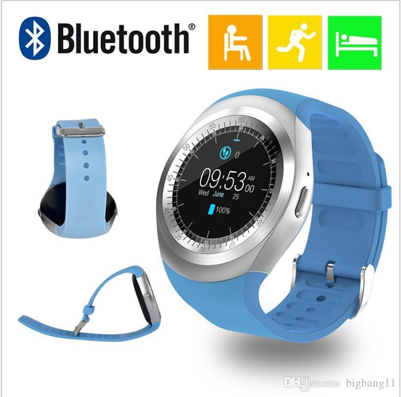 9f38e0536 New Arrival Sports Fashion 2018 Fashion New Smart Round Watch Supports  Bluetooth 3.0 Men'S And Women'S Business Smart Watch Cheap Smart Watch  Cheap ...