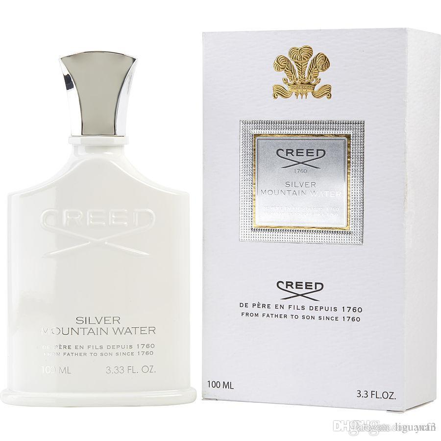 2019 Silver Spring Creed Parfum Women Perfume Men Cologne With Long