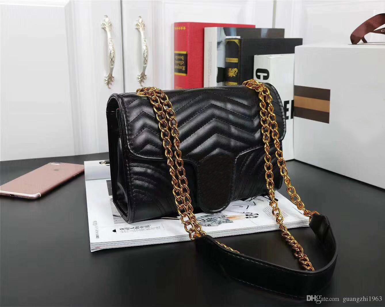 Luxury High Quality Fashion Love Heart G Wave Pattern Satchel Designer  Shoulder Bag Chain Handbag Crossbody Purse Lady Shopping Tote Bags  Wholesale Bags ... f89113a1f1