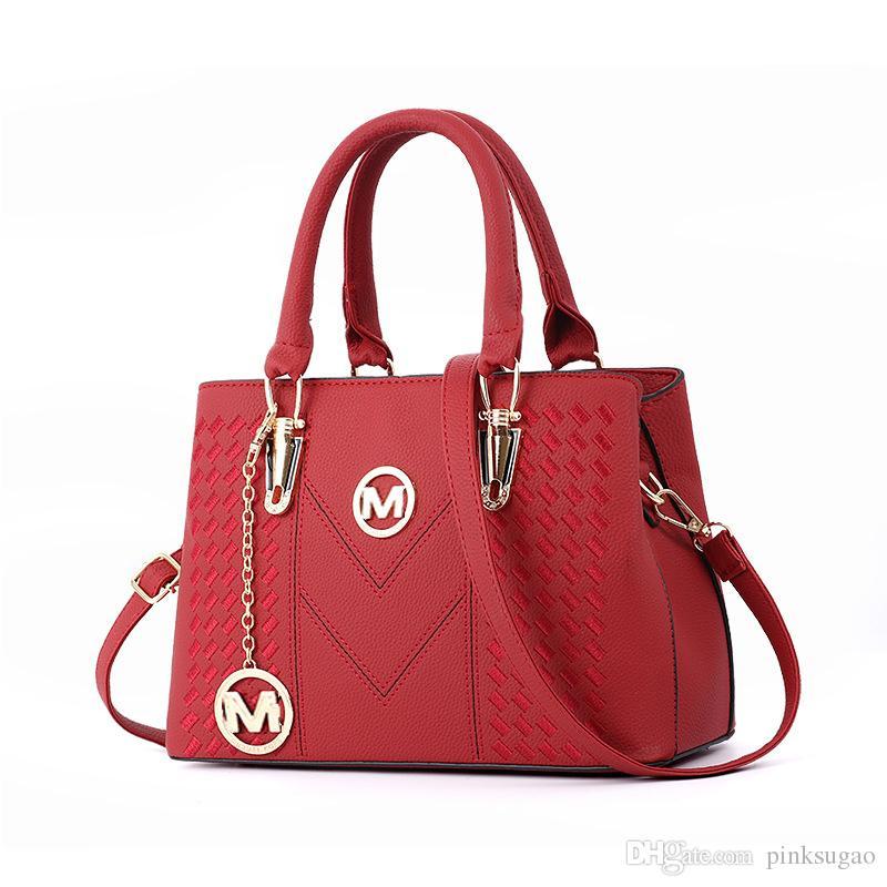 52bb6b5a3f Pink Sugao Designer Handbags Luxury Women Purses Pu Leather Tote Bag  Fashion Designer Bags Famous Brand Shoulder Bag High Quality Man Bags  Crossbody Purses ...
