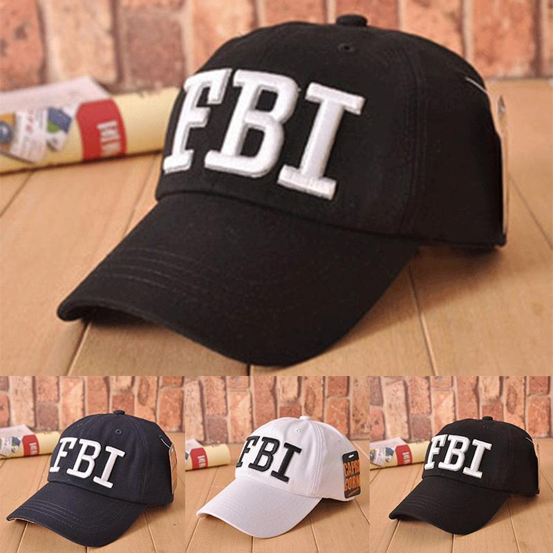 FBI Cap Outdoor Baseball Cap Brand Snapback Hat Bone FBI Snapback For Men  High Quality Tactical Hats Cool Caps Flat Brim Hats From Yesterdayness123 eb6b54af2c7