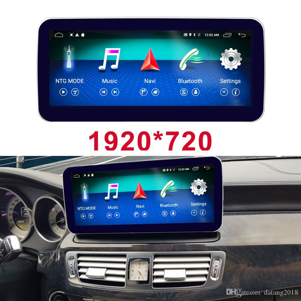 10 25 Android 8 1 Navigation display for Mercedes Benz CLS Class W218 Car  2011-2014 touch screen GPS stereo dash multimedia player