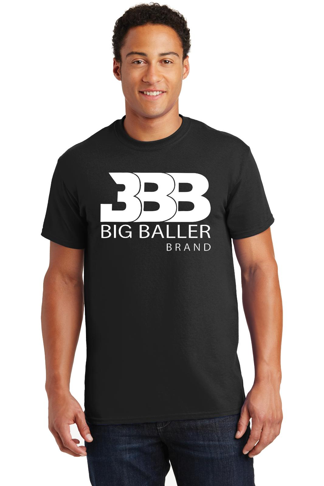 0aed8dfd111c Big Baller Brand T Shirt BBB LA Lakers Los Angeles Lonzo Showtime Tee  ShirtsFunny Unisex Casual Top Funny T Shirts For Women Funny Shirt From  Dragontee, ...