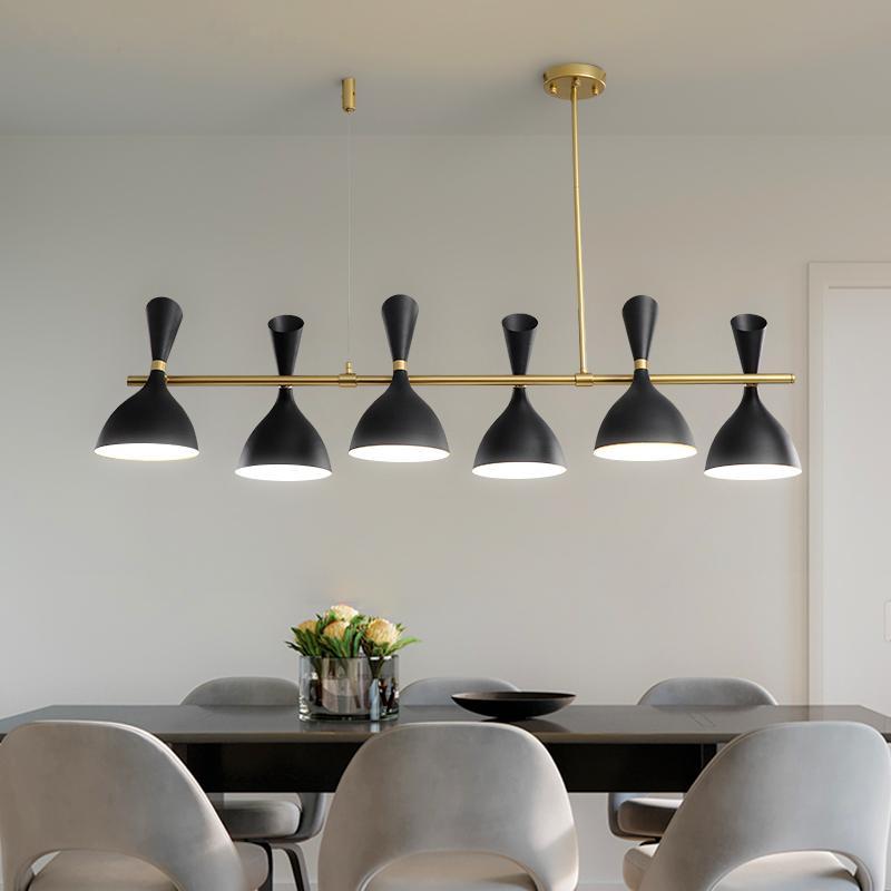 Großhandel Nordic Moderne Lampen Wohnzimmer Beleuchtungskörper Bar ...