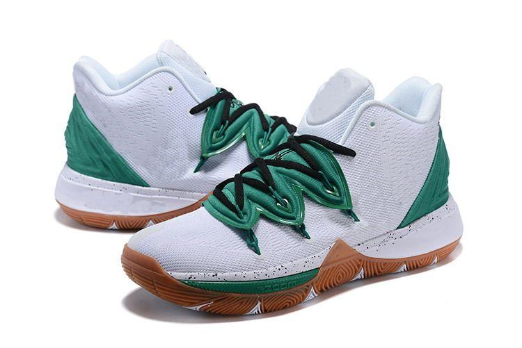 best loved 2599b da65f Großhandel Heiße Kyrie V Celtics PET Schuhe En Ventes Hochwertige Irving 4  Basketballschuhspeicher Geben Verschiffen Frei US7 US12 Von Kdshoes, ...