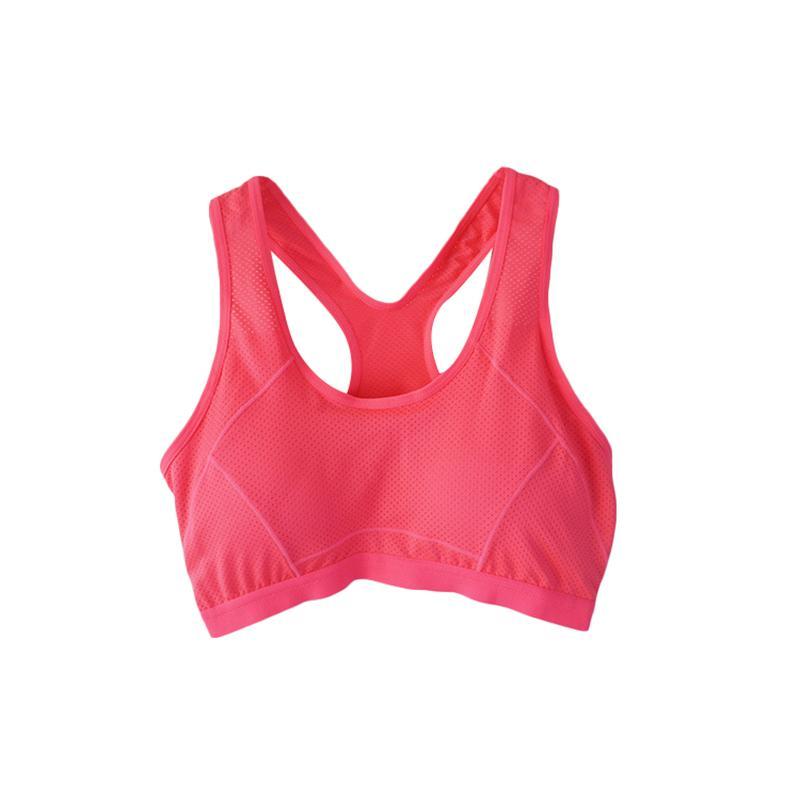 63ef6349ecb64 2019 Women Yoga Sports Bra Push Up Stretch Cycling Workout Tank Top Short Running  Sport Bra Top Sports T Shirt For Fitness From Wavewind