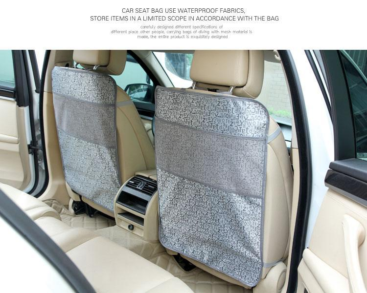 3 color of car seat protector mat Seat Back Protector Case Cover For Children Kick Mat Mud Clean waterproof car covers