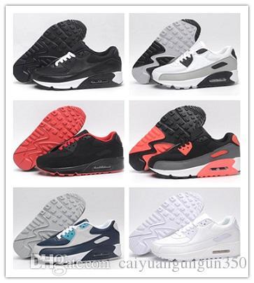 NIKE Air Max 90 Drop Ship Air Kissen thea 87 90 Running Schuhe Herren Damen Outdoor Sport Sneakers Herren leichte Classic Hot Sportschuhe Größe EUR