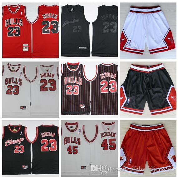 finest selection 6cc3d a4db4 23 MJ jersey 33 pippen 91 rodman embroidery logo high quality city edition  jerseys