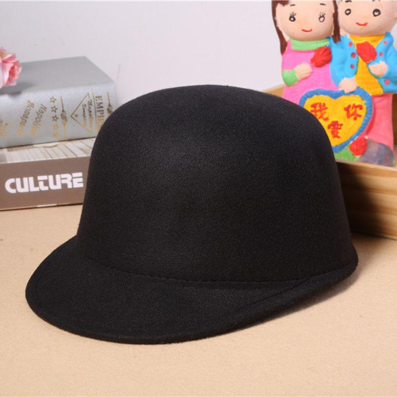 Winter Hats for Women Vintage Fedora Hat Winter for Female Equestrian Cap Women Cap Lady Girl Cute Women's Baseball Sombrero