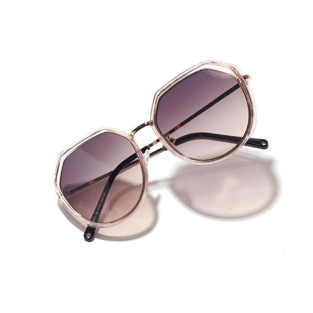 7a455e6bbb 2019 Luxury Brand Men s Sunglasses Women Hue Retro Vintage Square ...