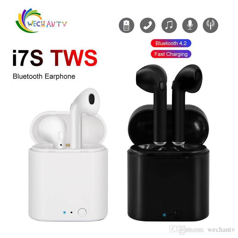 e800b15ee40 New High Quality Mini TWS Bluetooth 4.1 Earphones Sports Mini Twins ...