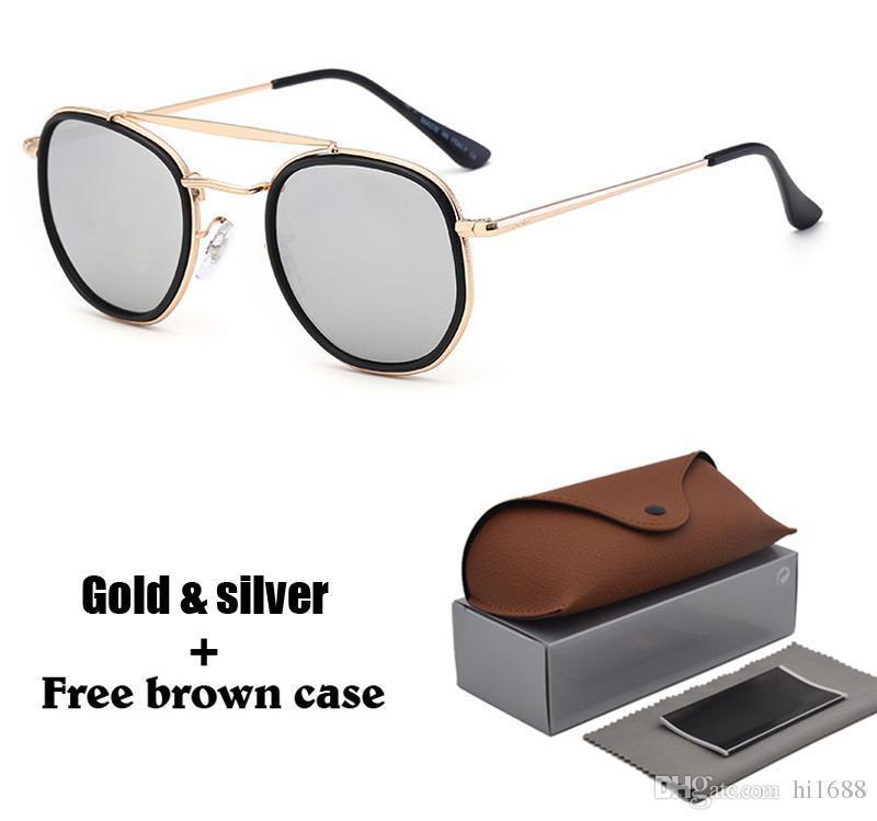 fab1a49c120 Luxury Original Brand Design Sunglasses For Men Woman Sun Glasses ...