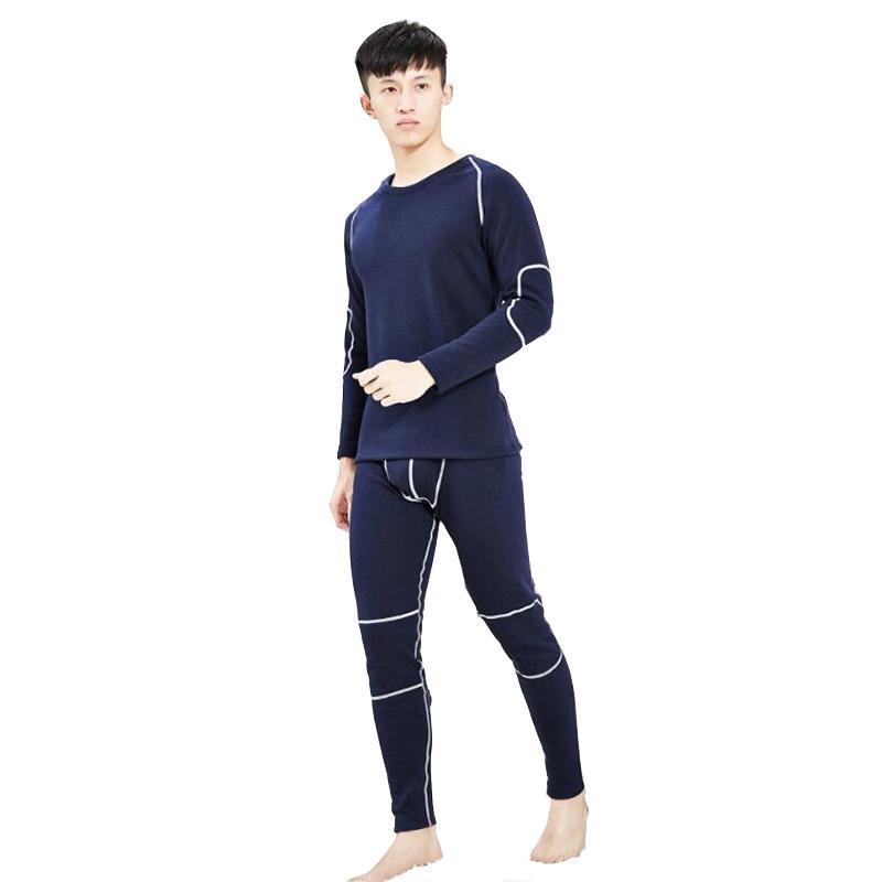 Z Long Johns Dos Homens Roupa Interior Térmica Mais Compressão De Veludo  Grosso Underwear Termica Hombre Camiseta Quente Inverno Vestir Homens De  Junxcj 44e9a3e0c44bd