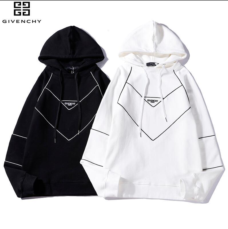 7b00c420ccd0 2019 Hoodies Men Adidas Supreme Fashion Hoody Thick Warm Hoodie Cotton Slim  Male Coat Outerwear Plus Size From Maomao8999