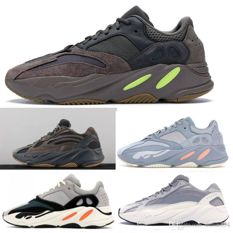 ae4e6c5791d1e with Box Yezzy Yeezy INERTIA 700 Kanye West Wave Runner Static 3M ...