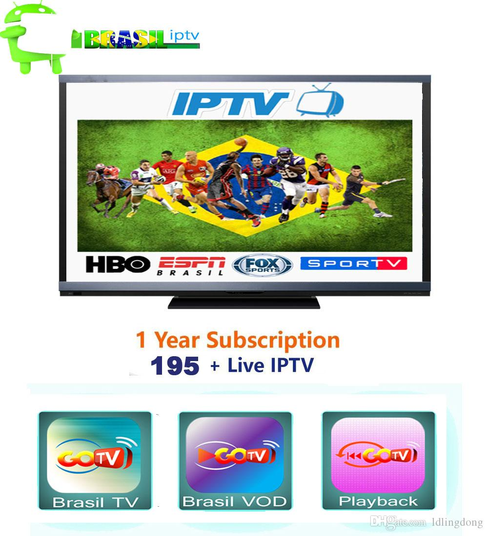 GTV IPTV services