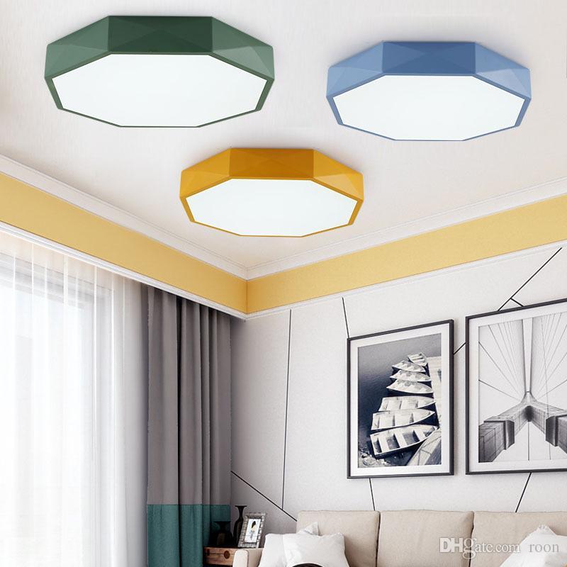 Warmes Licht 20 Cm 5 W Led Decke Schlafzimmer Wohnzimmer Oberfläche Montieren Lampe Licht & Beleuchtung Deckenleuchten