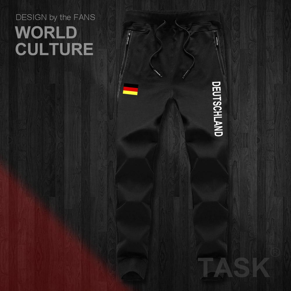 Germany Deutschland German DE mens pants joggers jumpsuit sweatpants track sweat fitness fleece tactical casual nation