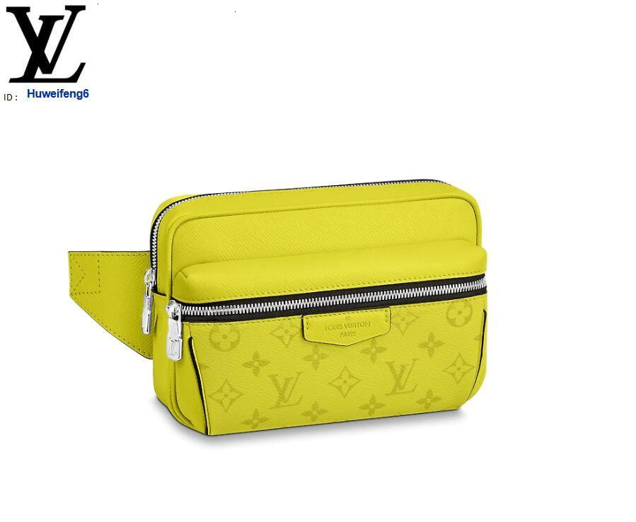 Libobo6 M30251 OUTDOOR BUMBAG Colors Jaune MEN HANDBAGS ICONIC BAGS TOP HANDLES SHOULDER BAGS TOTES CROSS BODY BAG CLUTCHES EVENING