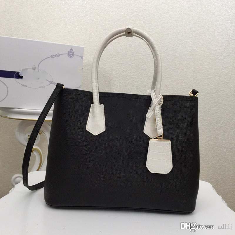 17f5e44254 AAAAA New Fashion Luxury Ladies Handbag, Cross Pattern With Crocodile  Pattern, 2019 New Leather Designer Bag, Brand Name Bag, Number: 2756.