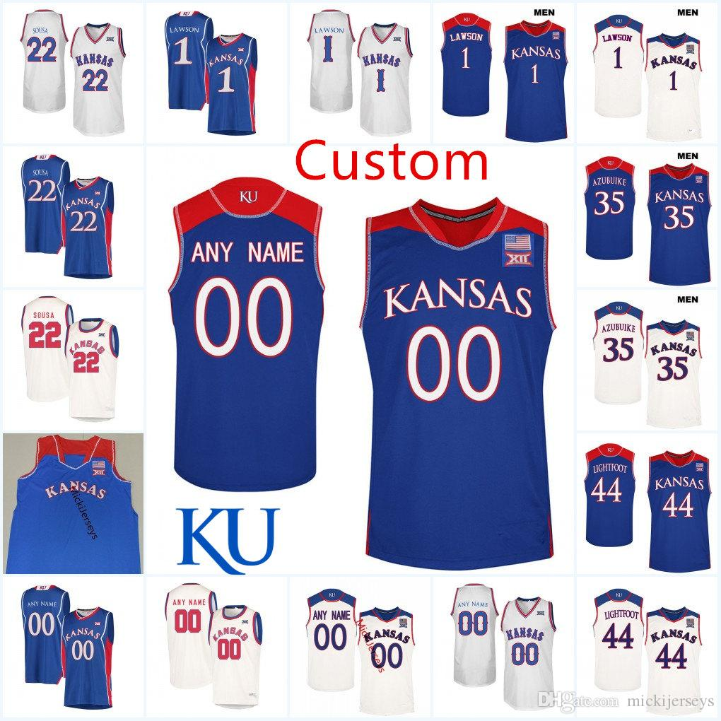 reputable site 13f54 7da63 kansas jayhawks jersey