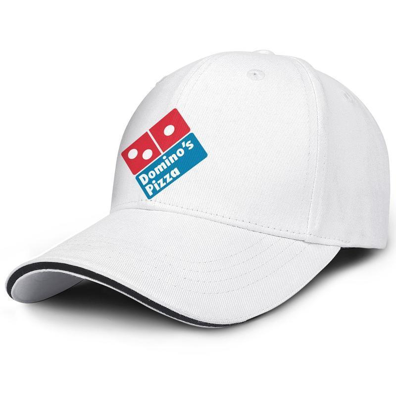 5e46ee398 Womens Mens Flat-along Adjustable domino s pizza Rock Punk Cotton Trucker  Hats Summer Hats Cadet Army Caps Airy Mesh Hats For Men Women