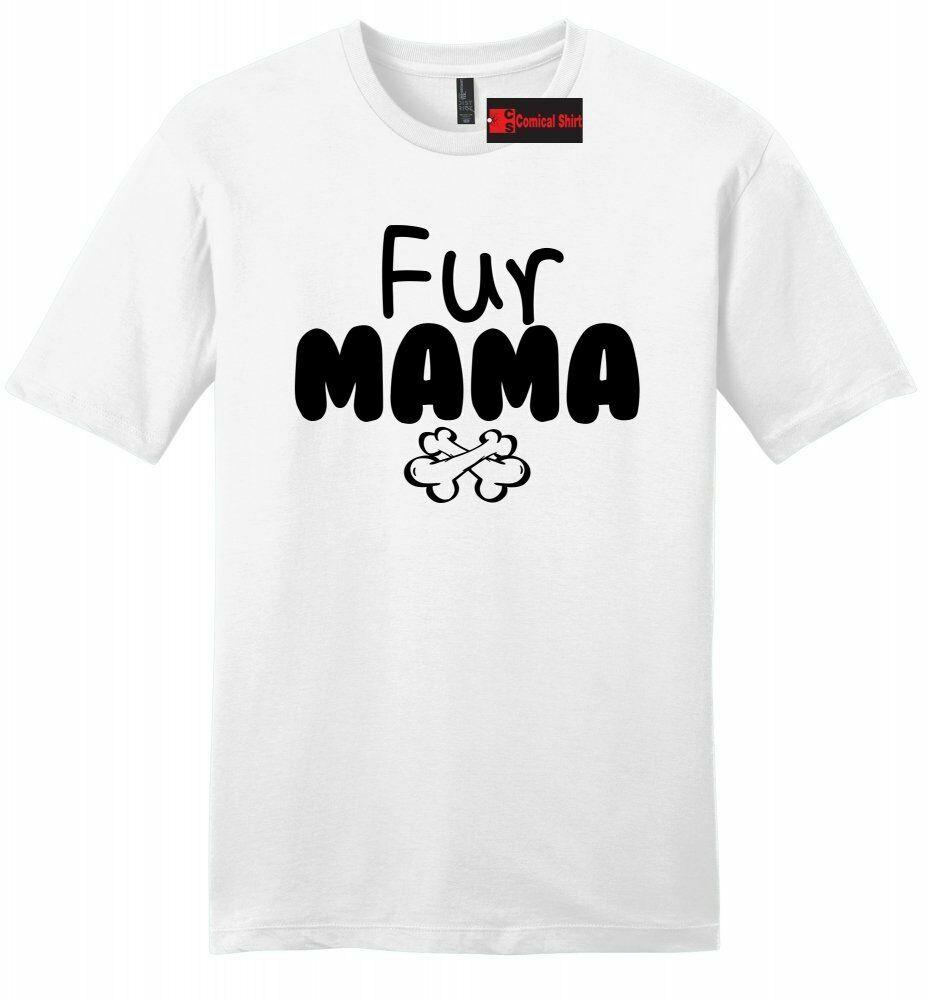 747f484364e Fur Mama Mens Soft T Shirt Cute Animal Dog Lover Gift Tee Shirt Z2 Funny  Unisex Casual Tshirt Metal T Shirts Cotton Shirt From Buyfriendly