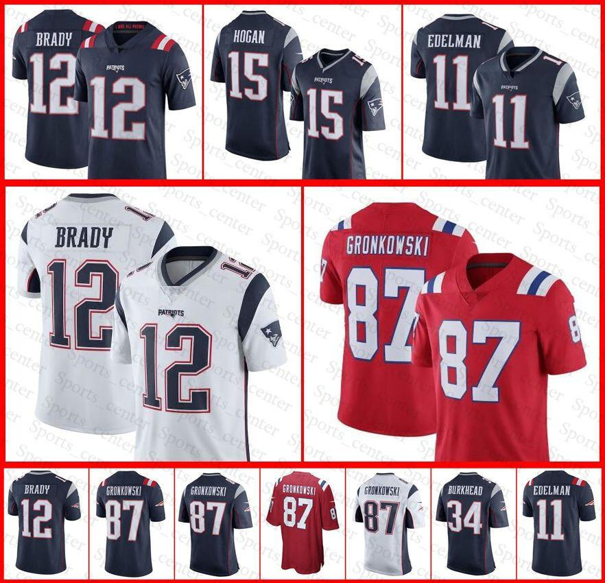 best website 02e28 409d3 Patriots Jersey Custom 24 Stephon Gilmore 28 James White 10 Josh Gordon 53  Kyle Van Noy 18 Matthew Slater Dont a Hightower Football Jerseys