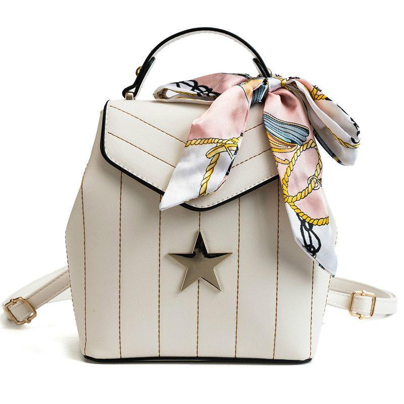 fb2ccd8933 2019 New Fashion Women Backpack High Quality Pu Leather Backpacks For  Teenage Girls Female School Shoulder Bag Travel Mochila Rucksack Jansport  Backpacks ...