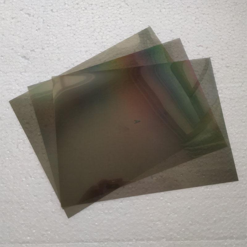 89474d50cddf8 Compre Nueva Hoja De Polarización De Película Polarizada LCD De 13 Grados Y  13