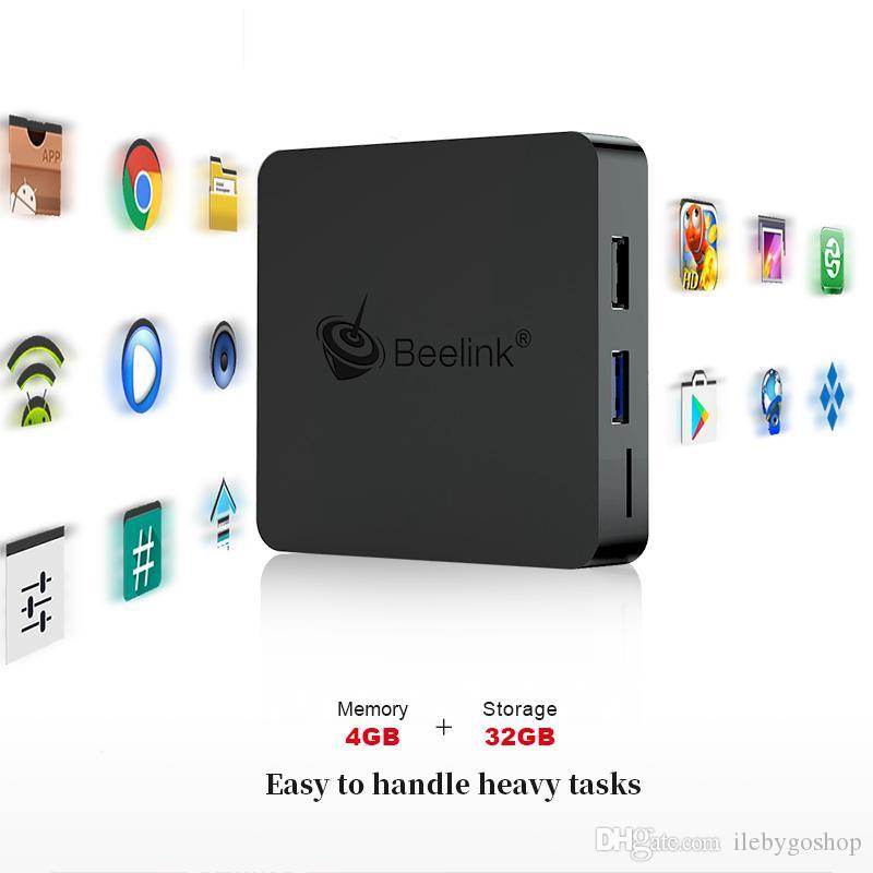 tv box android 8.1 4gb 64 gb vocale  Acquista Beelink GT1 MINI Smart TV Box 4 GB 32 GB Android 8.1 ...