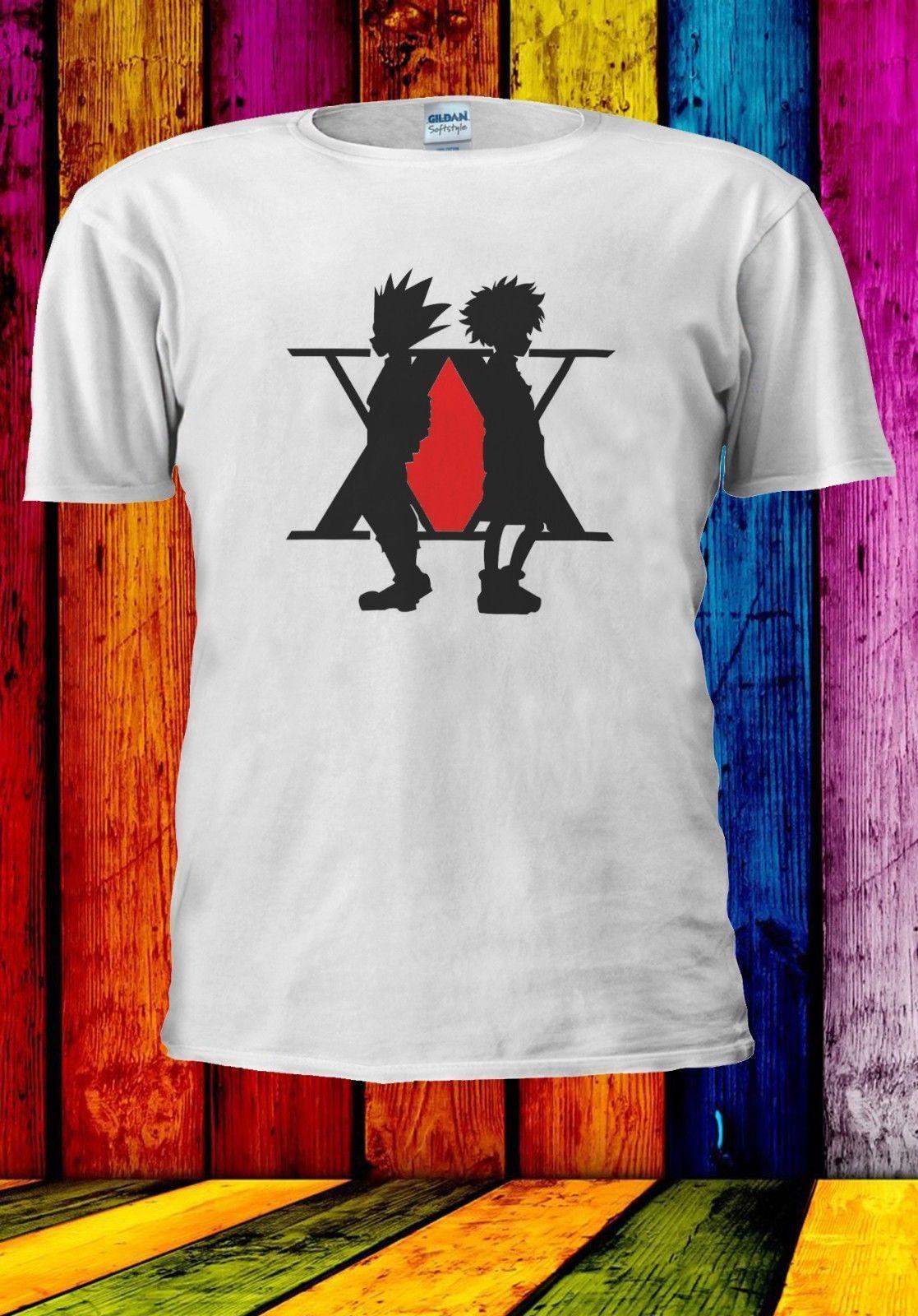 0ff8e8e39 HUNTER X HUNTER MANGA JAPAN Gon Freecss Kurapika Men Women Unisex T Shirt  942 Men Women Unisex Fashion Tshirt Super Cool T Shirts And T Shirts From  ...