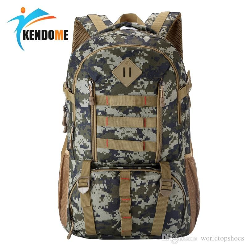 69f17696b 2019 Hot 50L Molle Camo Tactical Backpack Military Army Mochila Waterproof  Hiking Hunting Backpack Tourist Rucksack Outdoor Sport Bag #108576 From ...