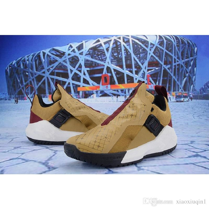 570cf0b3e8be 2019 Lebron James Ambassador 11 XI Mens Basketball Shoes For Sale Christmas  BHM Oreo Youth Kids 11s Sneakers Boots With Box Size 7 12 From Xiaoxiuqin1