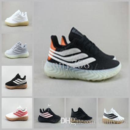[with box]2019 best kanye west men women Sport Shoes 450 breathable rubber sole repair outdoor performance Designer sneakers
