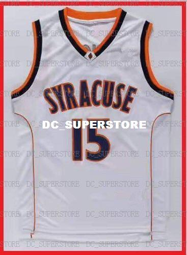afff8db8d7f Cheap Carmelo Anthony   15 NCAA Syracuse College Basketball Jersey ...