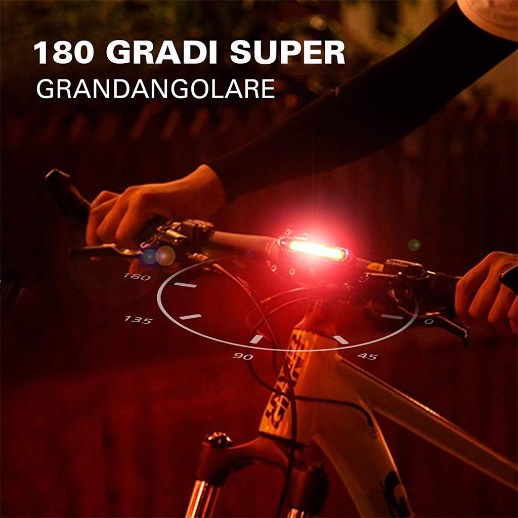 2019 Model 7 LED Silicone Waterproof Bike//Bicycle//Cycle Light